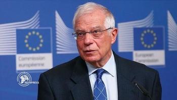 """Châu Âu yêu cầu Thổ Nhĩ Kỳ """"dừng ngay"""" việc khoan dầu khí """"bất hợp pháp"""""""