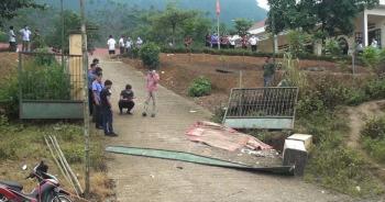 Vụ cổng trường đổ đè chết 3 học sinh: Hiệu trưởng nói gì?