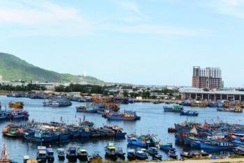 Ứng phó bão số 5: Đà Nẵng cấm tàu thuyền ra khơi