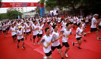 BSR phát động Giải chạy bộ mùa Xuân năm 2021