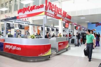 """Vietjet được vinh danh """"Hãng hàng không được yêu thích nhất"""""""