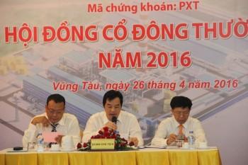 PVC-PT tổ chức đại hội cổ đông thường niên năm 2016