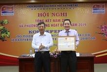 Viện NCKH&TK có đóng góp quan trọng hoàn thành kế hoạch sản lượng và doanh thu của Vietsovpetro