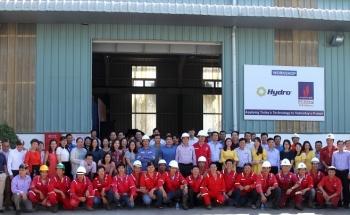 PV Drilling tổ chức chúc Tết người lao động Xuân Canh Tý 2020