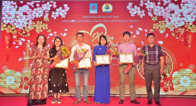 """Công đoàn PVChem tổ chức thành công """"Xuân nghĩa tình Dầu khí – Kết nối yêu thương 2021"""" khu vực phía Nam"""