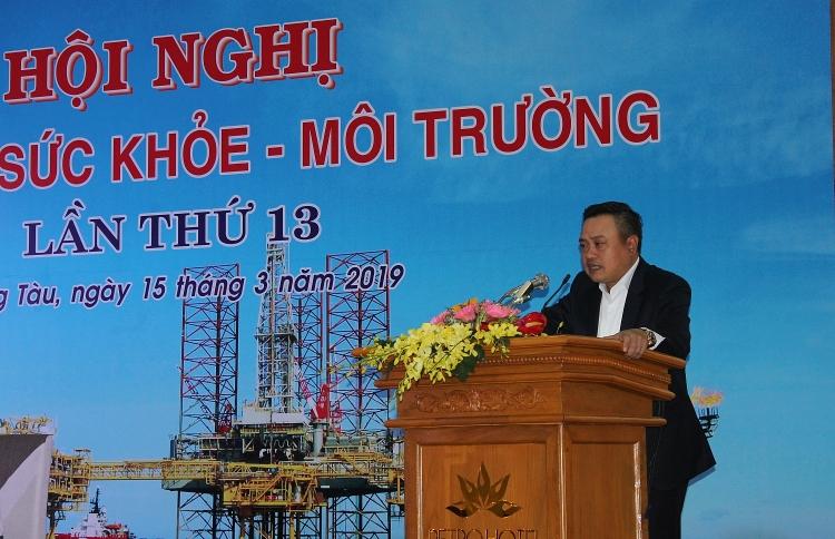 pvn to chuc hoi nghi an toan suc khoe moi truong lan thu 13