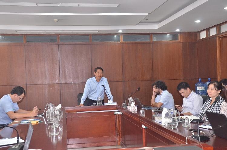 """PVU tổ chức Hội thảo trực tuyến với chủ đề """"Hệ sinh Thái chuyển đổi số và mô hình Đại học số"""""""