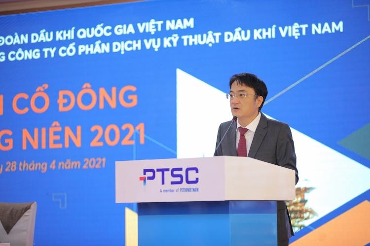 PTSC tổ chức thành công Đại hội cổ đông thường niên 2021