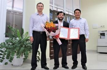 PVU bổ nhiệm Giám đốc Trung tâm Bồi dưỡng nâng cao