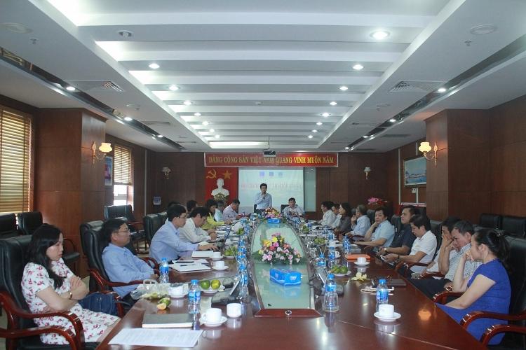 PVC tổ chức Hội nghị Tiếp thị đấu thầu năm 2018