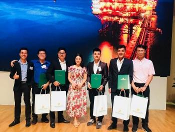 """Vietsovpetro đạt thành tích xuất sắc tại Hội thi """"Khoa học kỹ thuật dành cho các chuyên gia trẻ lần thứ VIII"""""""