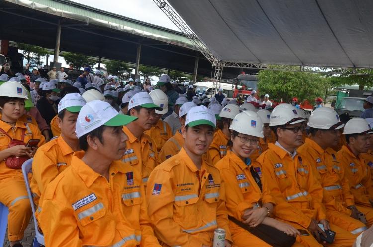pv gas chung tay huong ung chien dich lam cho the gioi sach hon nam 2020