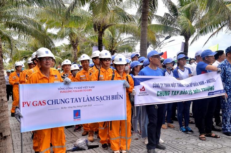 PV GAS: Chung tay hưởng ứng chiến dịch