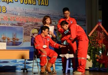 PV Drilling đạt giải Nhì Hội thi ATVSV giỏi tỉnh Bà Rịa- Vũng Tàu