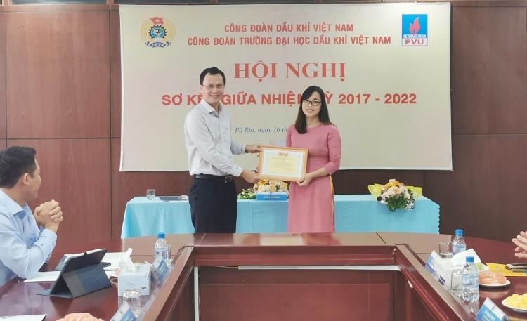 cong doan pvu to chuc thanh cong hoi nghi so ket giua nhiem ky 2017 2022