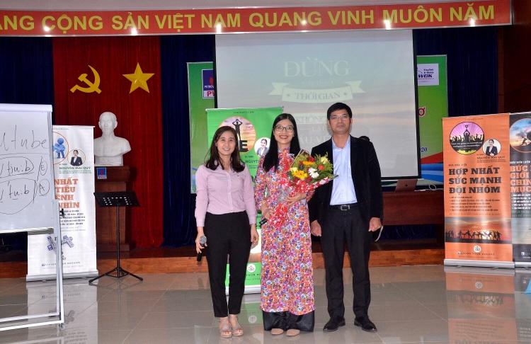 Sinh viên PVU - Thiết lập mục tiêu, chinh phục ước mơ