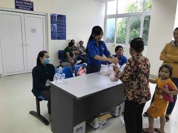 Vietsovpetro tổ chức chương trình khám bệnh và cấp thuốc miễn phí cho người nghèo