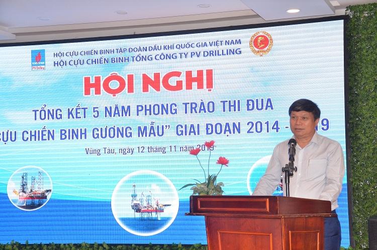 hoi ccb pv drilling tong ket phong trao thi dua cuu chien binh guong mau giai doan 2014 2019