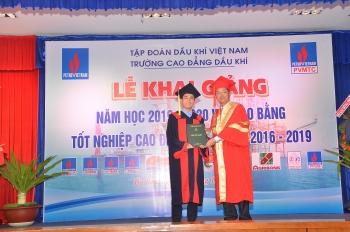 PVMTC tổ chức trao bằng tốt nghiệp và khai giảng năm học 2019-2020