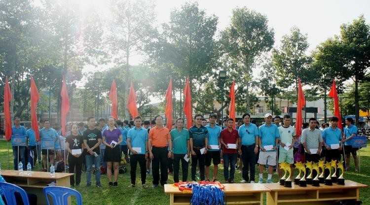 PV Drilling tổ chức thành công Hội thao lần thứ 19 năm 2020