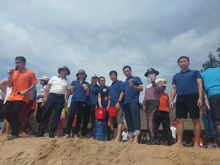 PVU tham gia Hội thao khối các trường đại học, cao đẳng, trung cấp tỉnh Bà Rịa - Vũng Tàu