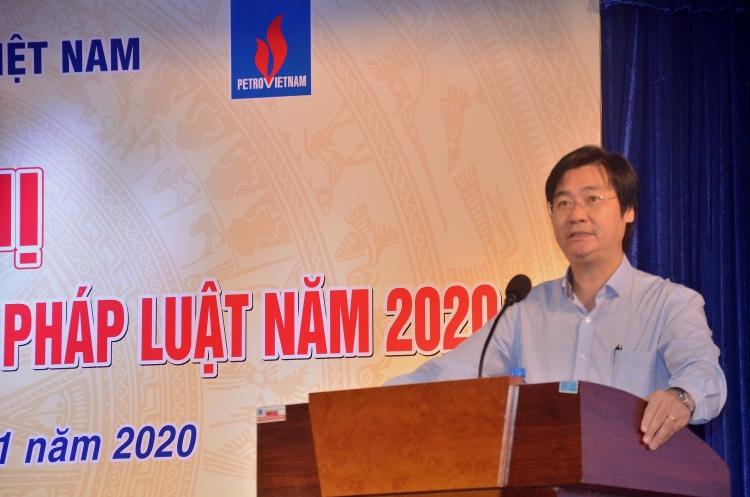 CĐ DKVN tập huấn công tác chính sách pháp luật năm 2020 khu vực phía Nam