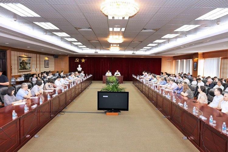 Hội đồng Liên doanh Việt – Nga Vietsovpetro: Kỳ họp lần thứ 52 bắt đầu làm việc