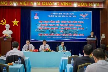 Tập thể PVU đã xây dựng và định hình thương hiệu trong hệ thống các trường đại học ở Việt Nam