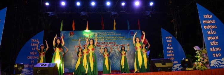 Chùm ảnh: Lễ hội Văn hóa học sinh – sinh viên lần thứ IX