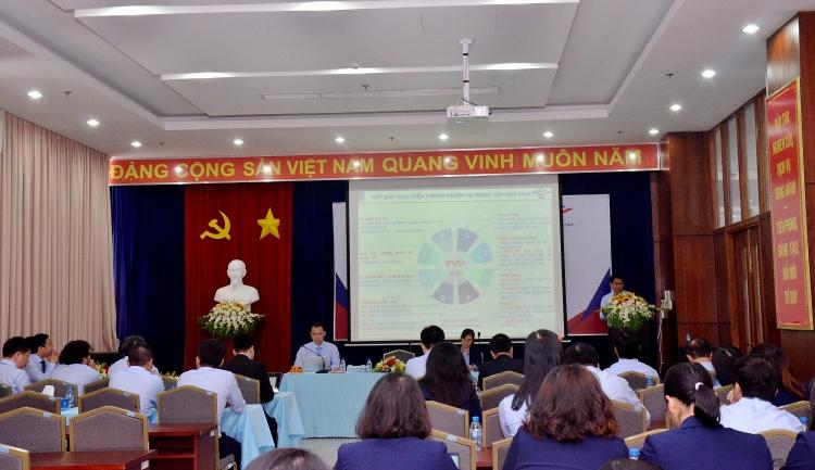 Tập thể PVU nỗ lực hoàn thành vượt mức các kế hoạch, chỉ tiêu 2020