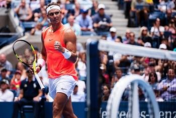 Vòng 4 US Open: Nadal chiến thắng vất vả, Serena vào tứ kết
