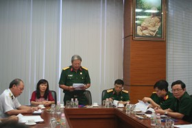 Hội Cựu chiến binh PVN hoàn thành tốt công tác 6 tháng đầu năm 2014