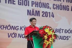 Việt Nam đứng thứ 5 trong khu vực về số người nhiễm HIV