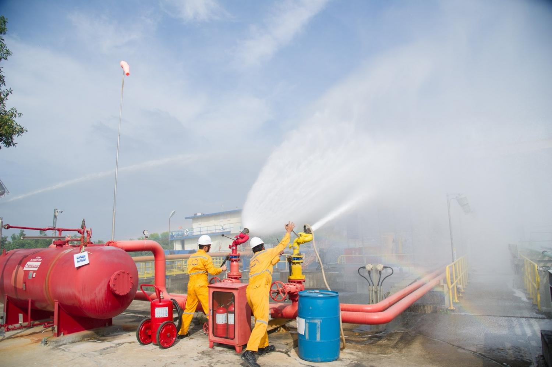 pv gas tang cuong cong tac an ninh an toan pccc trong dip tet va mua kho nam 2020