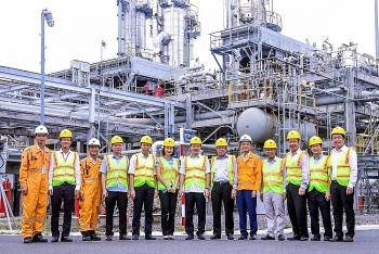 PV GAS hoàn thành xuất sắc nhiệm vụ được giao
