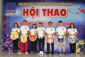 NT2: Tổ chức Hội thao truyền thống người lao động năm 2020