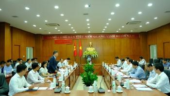 Bí thư Tỉnh ủy, Chủ tịch UBND tỉnh Bà Rịa - Vũng Tàu làm việc với đoàn lãnh đạo PV GAS
