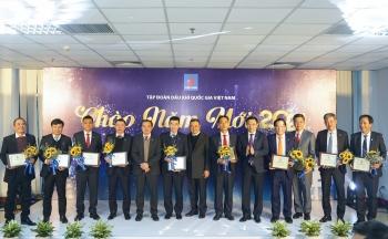 PV GAS được vinh danh nhiều danh hiệu xuất sắc