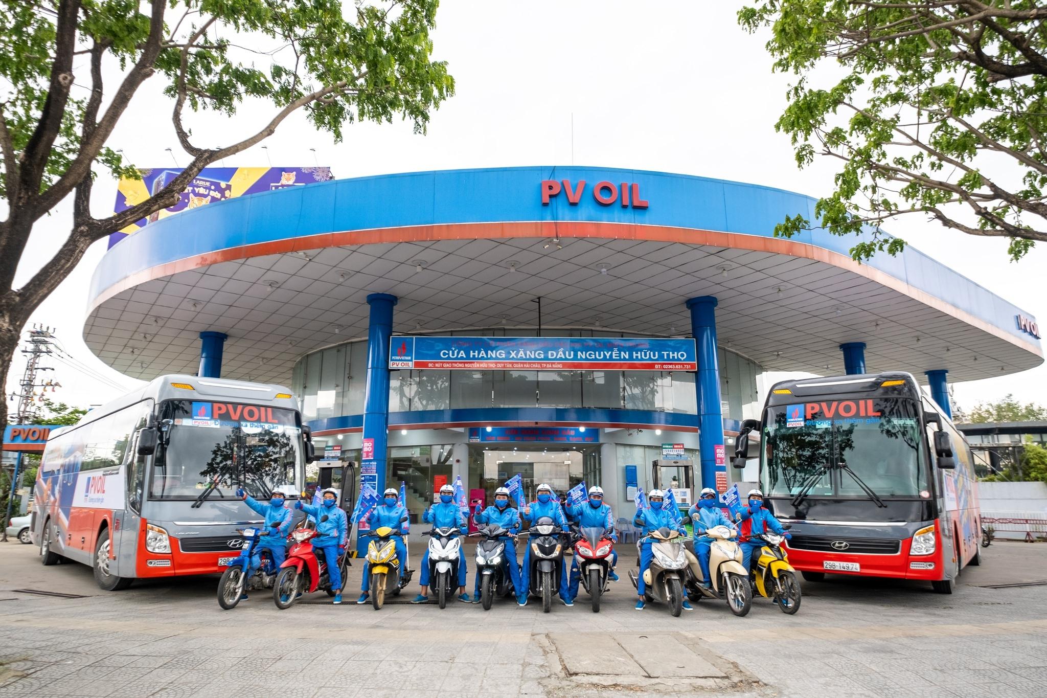 PVOIL Roadshow – Hành trình xuyên Việt