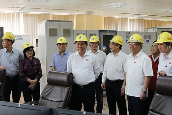 Đoàn công tác Ủy ban Khoa học, Công nghệ và Môi trường của Quốc hội thăm và làm việc tại Trung tâm Điện lực Dầu khí Nhơn Trạch