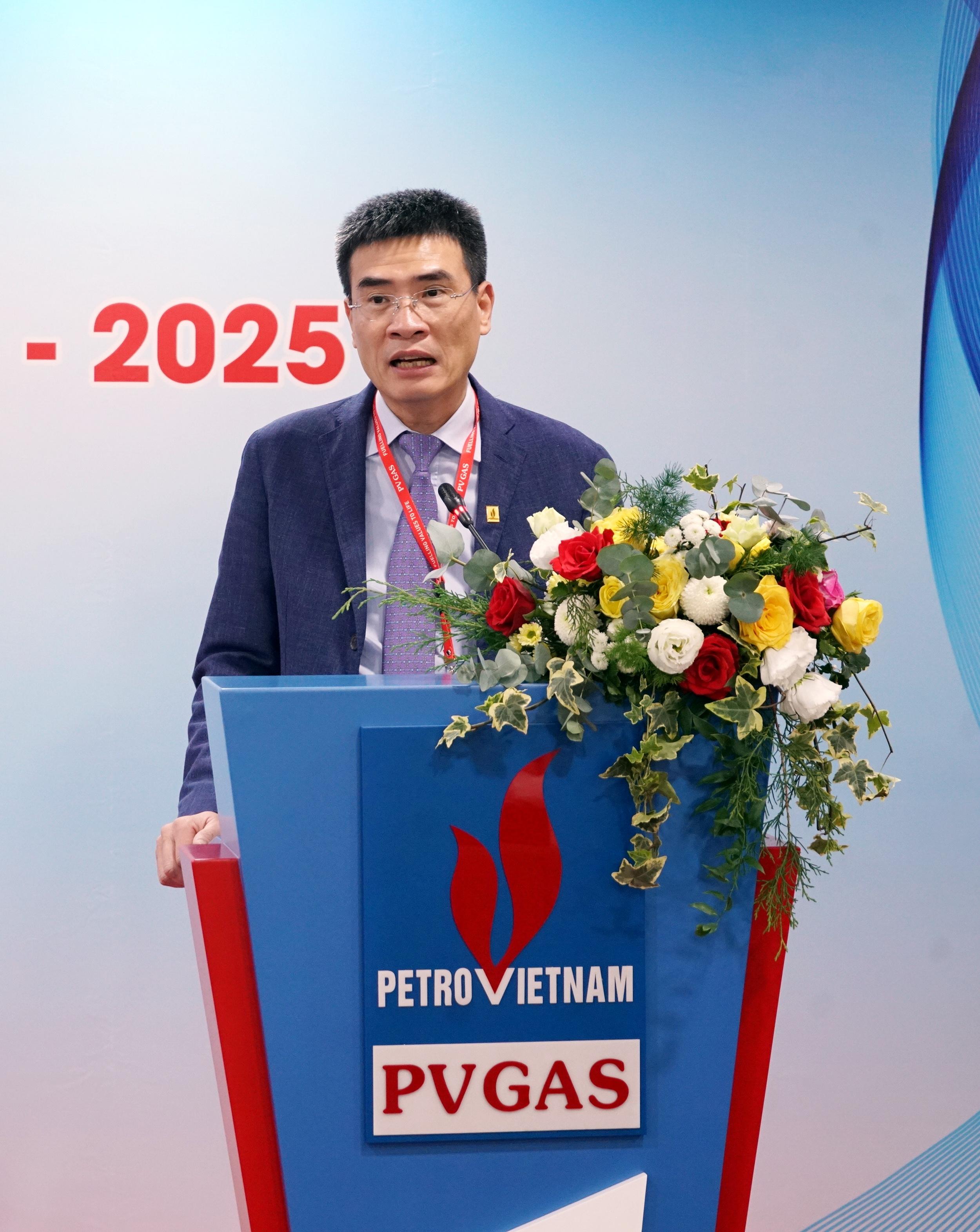 Phát biểu của ông Dương Mạnh Sơn - Bí thư Đảng ủy, Tổng Giám đốc PV GAS