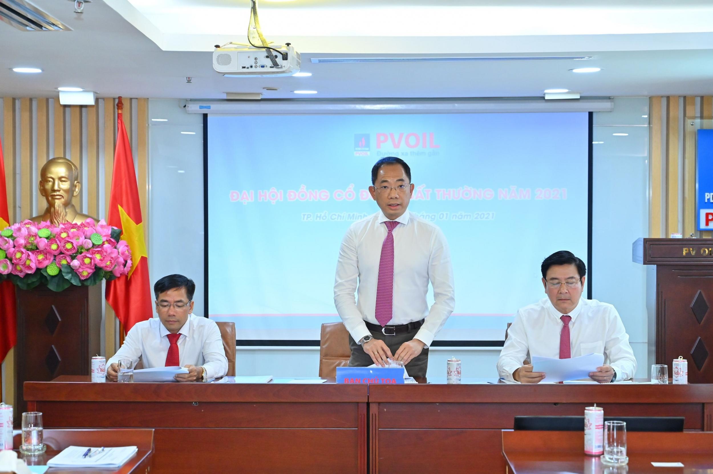 Ban Chủ tọa điều hành Đại hội