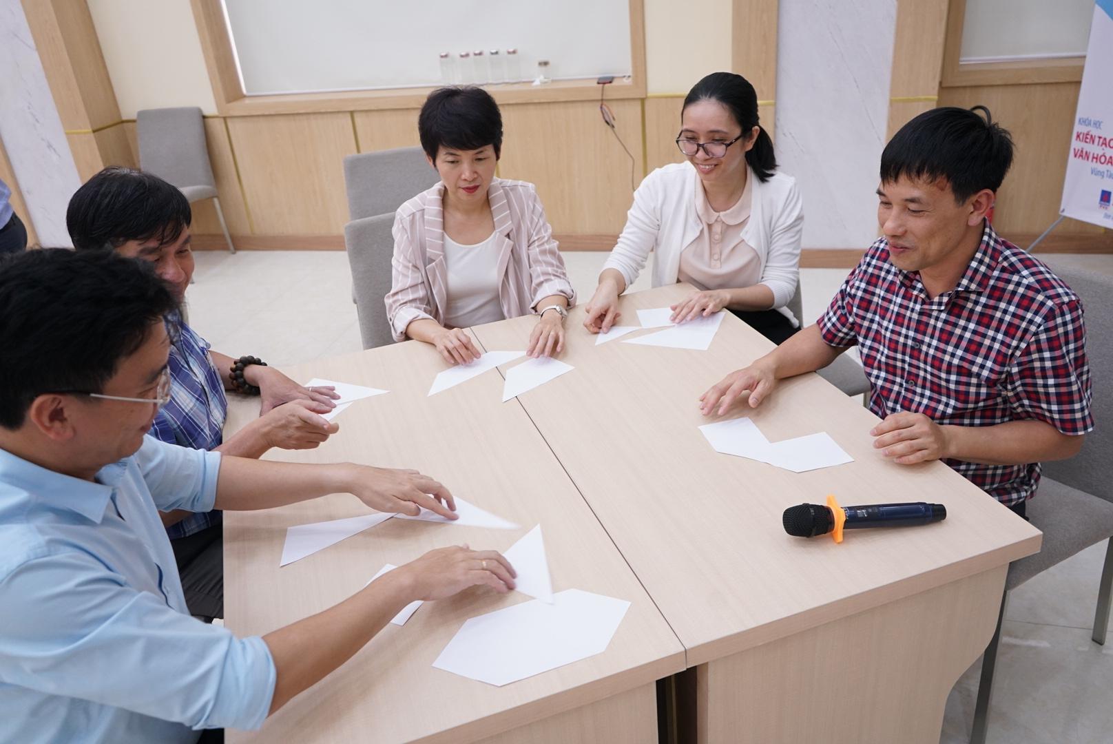 """Thực hành Văn hóa Doanh nghiệp PV GAS: """"Cách thức hành động để đi đến mục tiêu"""""""