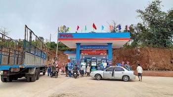 PVOIL Phú Yên khai trương Cửa hàng xăng dầu Sơn Long
