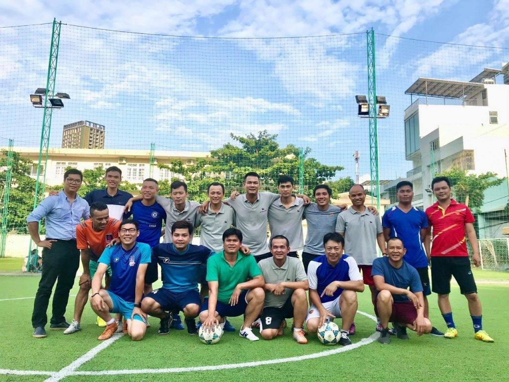 Tích cực tham gia các hoạt động thể thao