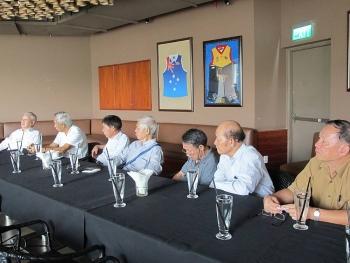 Hội Dầu khí Việt Nam tổ chức sinh hoạt chuyên đề về thời sự quốc tế
