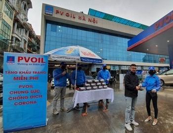 PVOIL chủ động ứng phó với dịch bệnh Covid-19 và suy giảm giá dầu