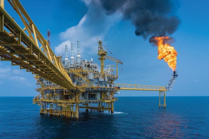Phiên 1/3 nhóm cổ phiếu Dầu khí tăng mạnh