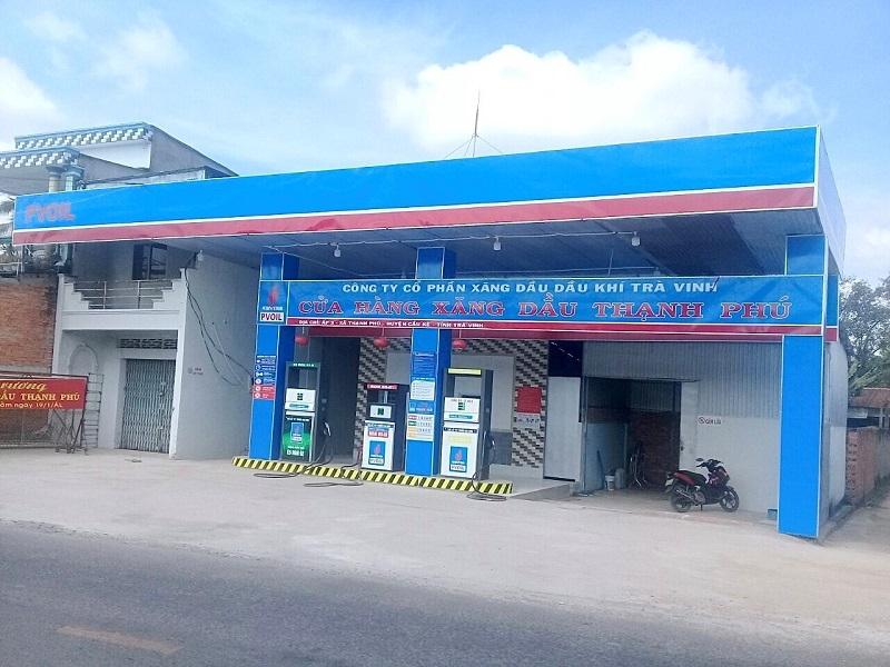 CHXD Thạnh Phú