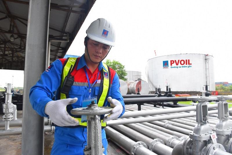 Nhóm cổ phiếu Dầu khí có phiên giao dịch tích cực nhờ sự hỗ trợ của giá dầu